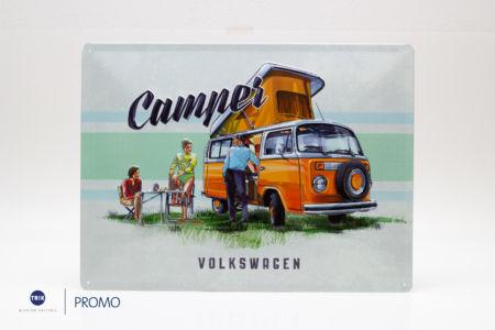 9847 Blechschild Volkswagen-Zubehör 01