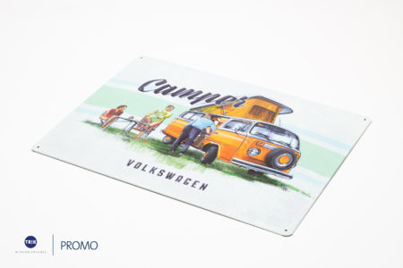 9847 Blechschild Volkswagen-Zubehör 03
