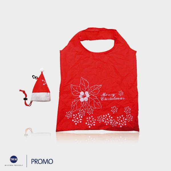 TRIK_Einkaufstasche-Weihnachtsmannmuetze-01